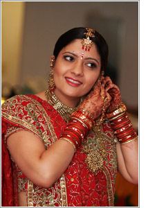 22 Carat Gold Indian Jewellry for South Asian East Indians